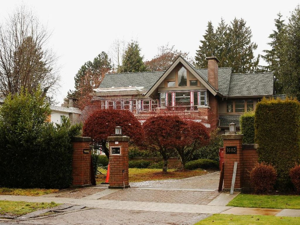 Ditangkap di Kanada, Bos Huawei Punya Rumah Jutaan Dolar di Sana