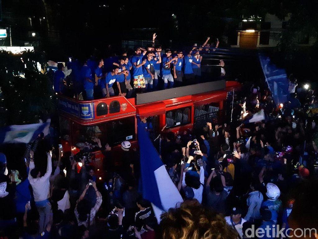 Ridwan Kamil: Bus Bandros Disiapkan untuk Perayaan Juara Persib
