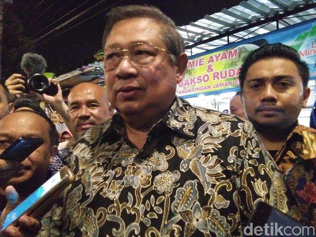 Ini Pesan SBY untuk Pariwisata di Gunungkidul