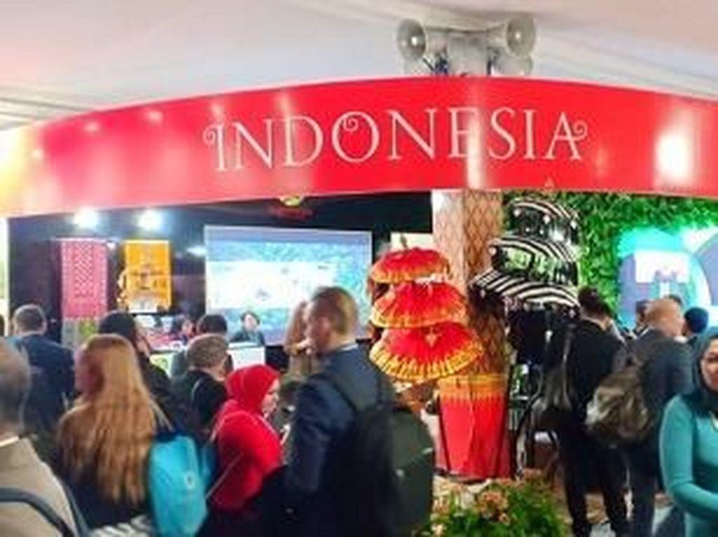 Paviliun Indonesia Gaet 1.265 Peserta di Konferensi COP 24