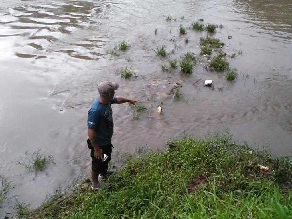Bocah 11 Tahun Terseret Air Sungai di Malang, Pencarian Dilakukan