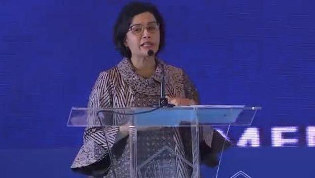Pengakuan Sri Mulyani: Ekonomi RI Tumbuh Tak Merata