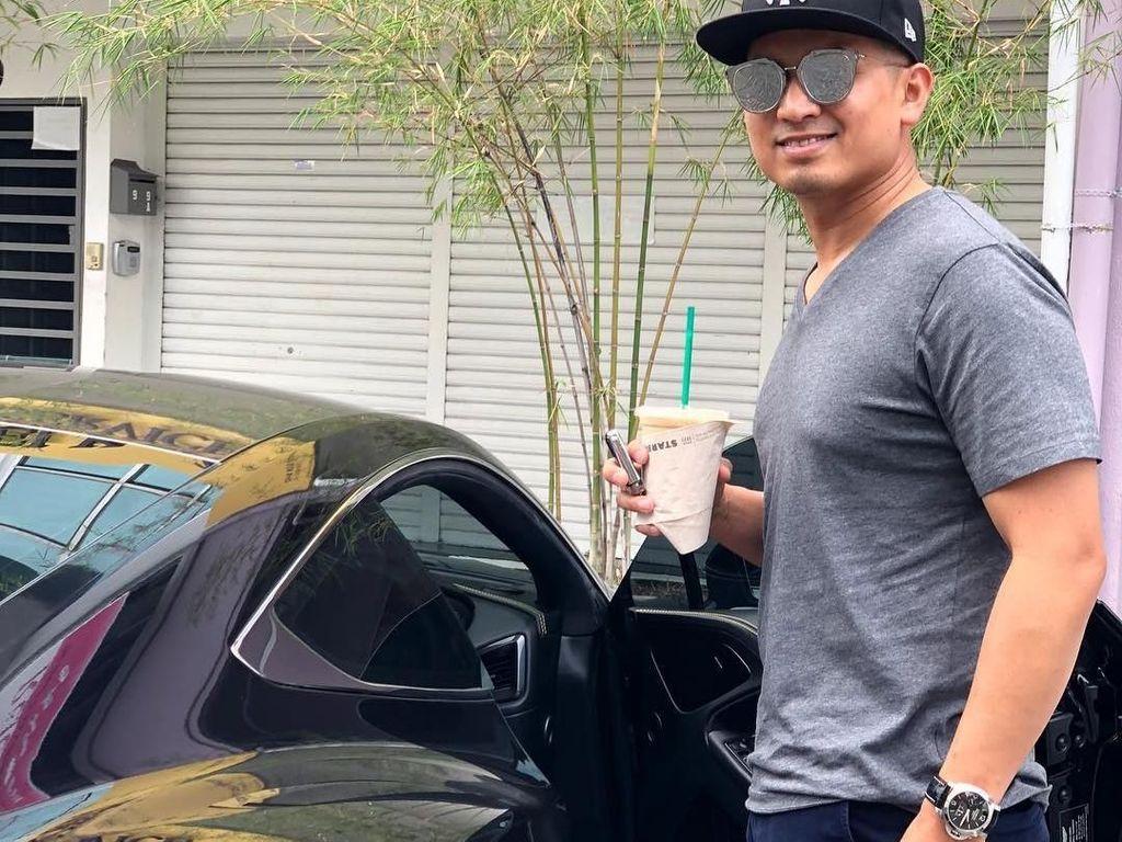 Gaya Makan Konglomerat Faisal Nasimuddin Hingga Penipuan Investasi Durian