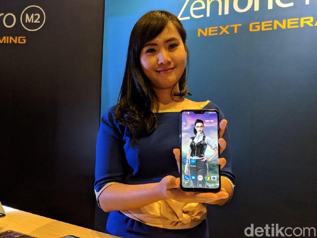 Zenfone Max Pro M2 Tak Jadi Ponsel Gaib, Besok Dijual Offline