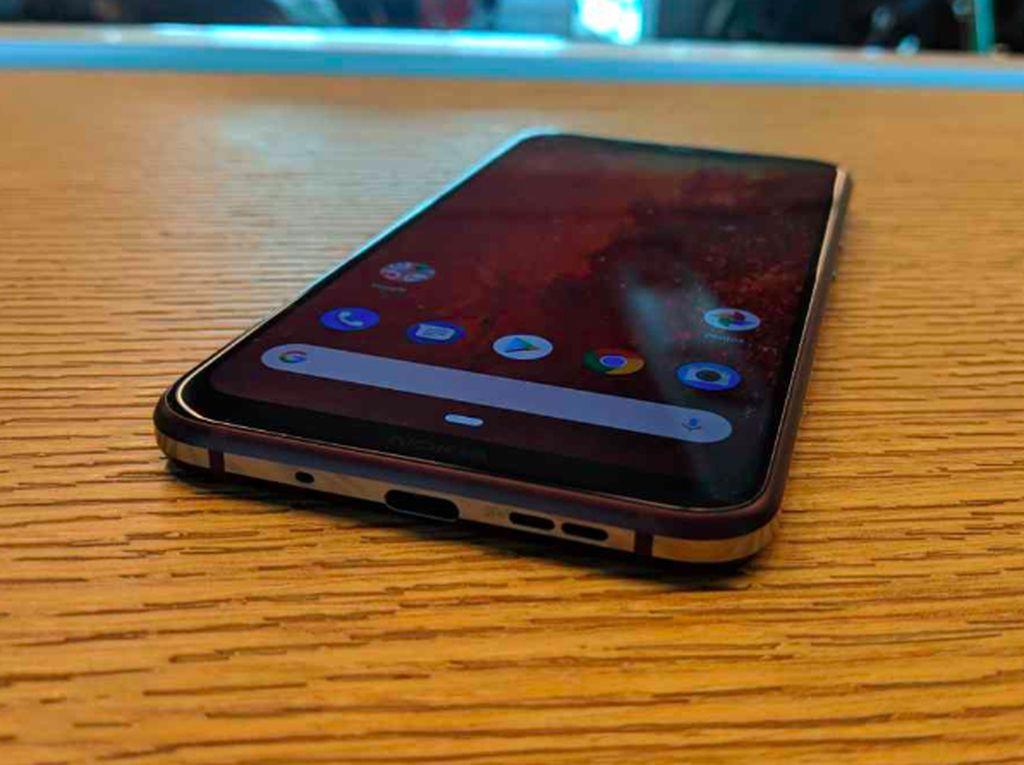Lebih Intim dengan Nokia 8.1, Ponsel Android One Terbaru