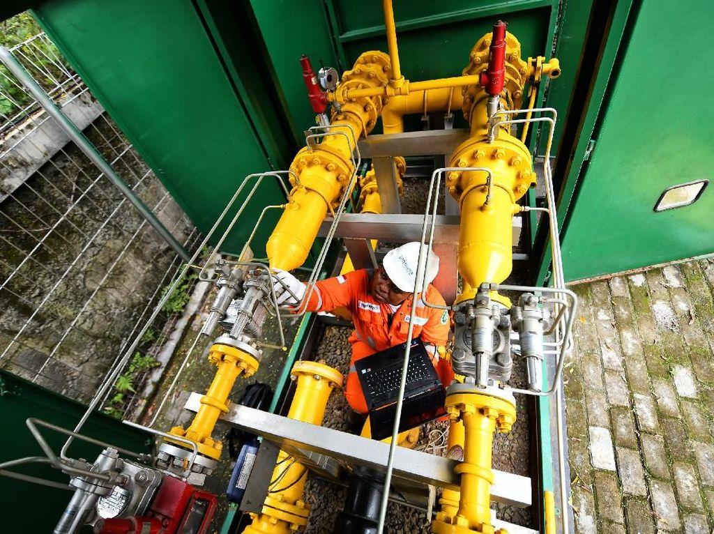 Pemerintah Genjot Pembangunan Pipa Gas, Bagaimana Anggarannya?