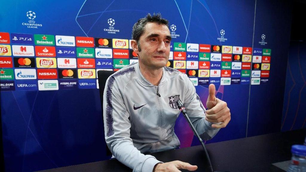 Valverde ke Inter: Tenang, Barca Tetap Main Serius Kok