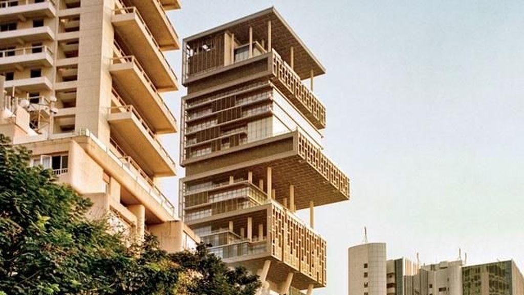 Sudah Lihat Rumah Orang India yang Masuk Top 10 Terkaya Dunia?