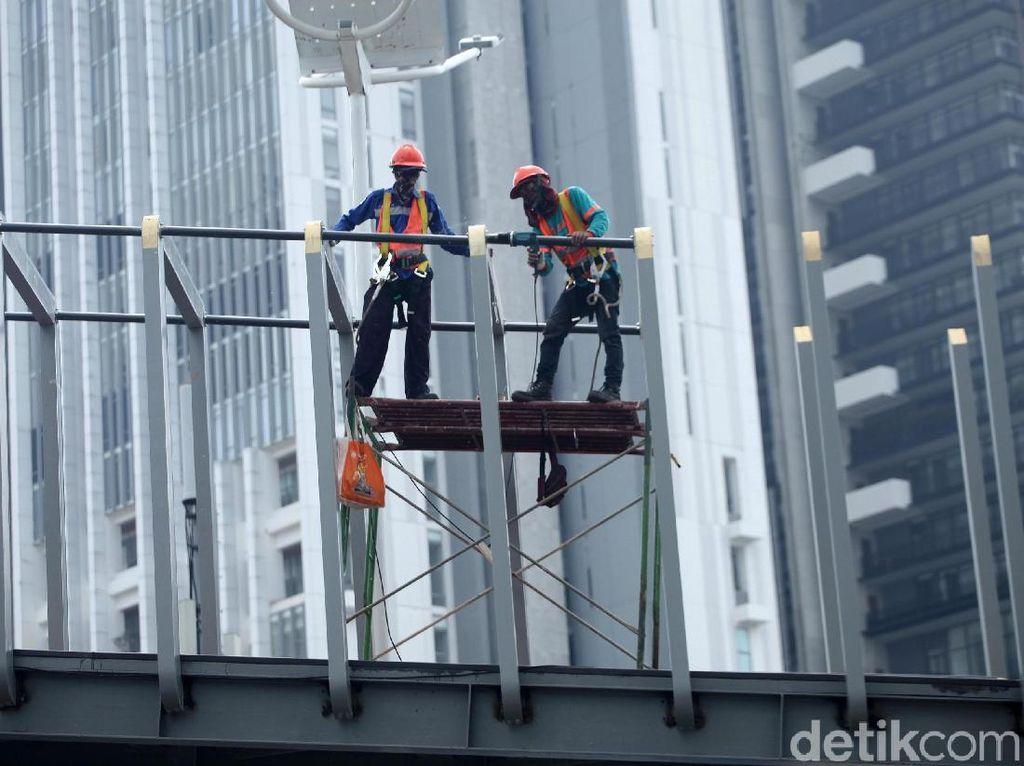 Membangun Infrastruktur Tanpa Utang?