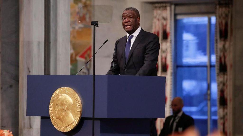 Denis Mukwege, Dokter yang Berjuang Untuk Korban Kekerasan Seksual