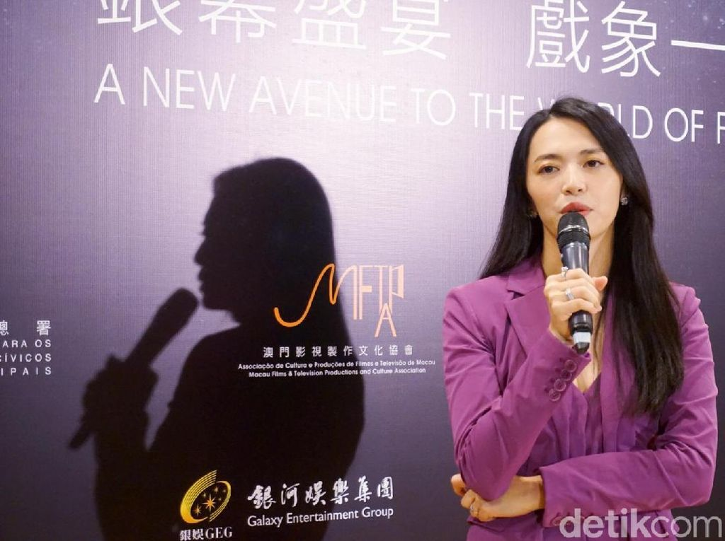 Cemerlang di Lost, Found, Yao Chen Belum Mau Berkarier di Hollywood