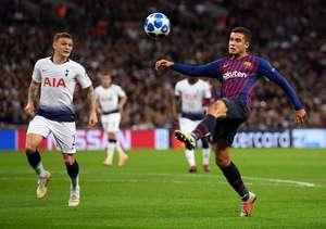 Barcelona vs Tottenham