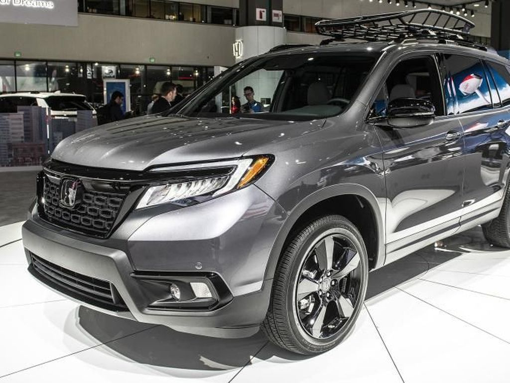 Kakak Honda CR-V