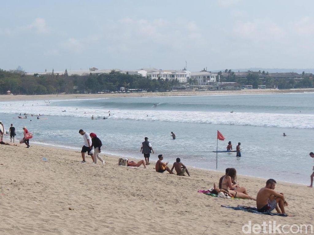 Negara Mana yang Paling Banyak ke Bali?