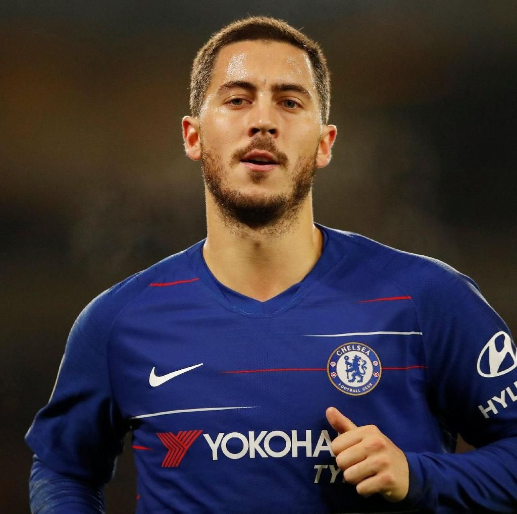Negosiasi Kontrak Mandek, Hazard Malah Bahas Madrid