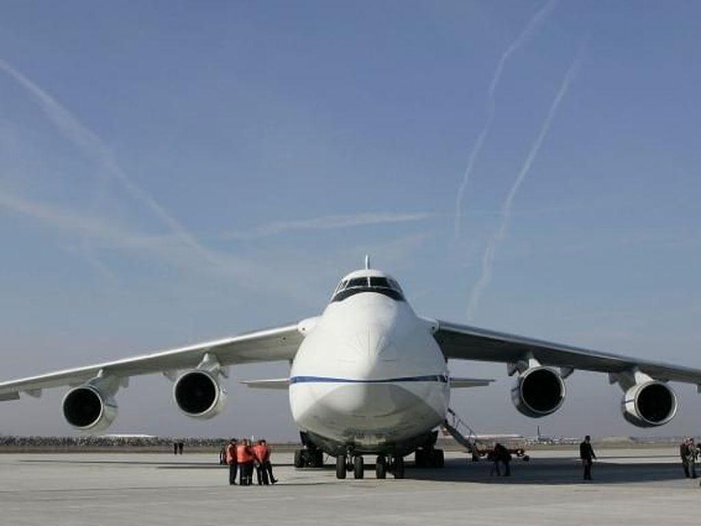 Foto: 10 Pesawat Terbesar di Dunia