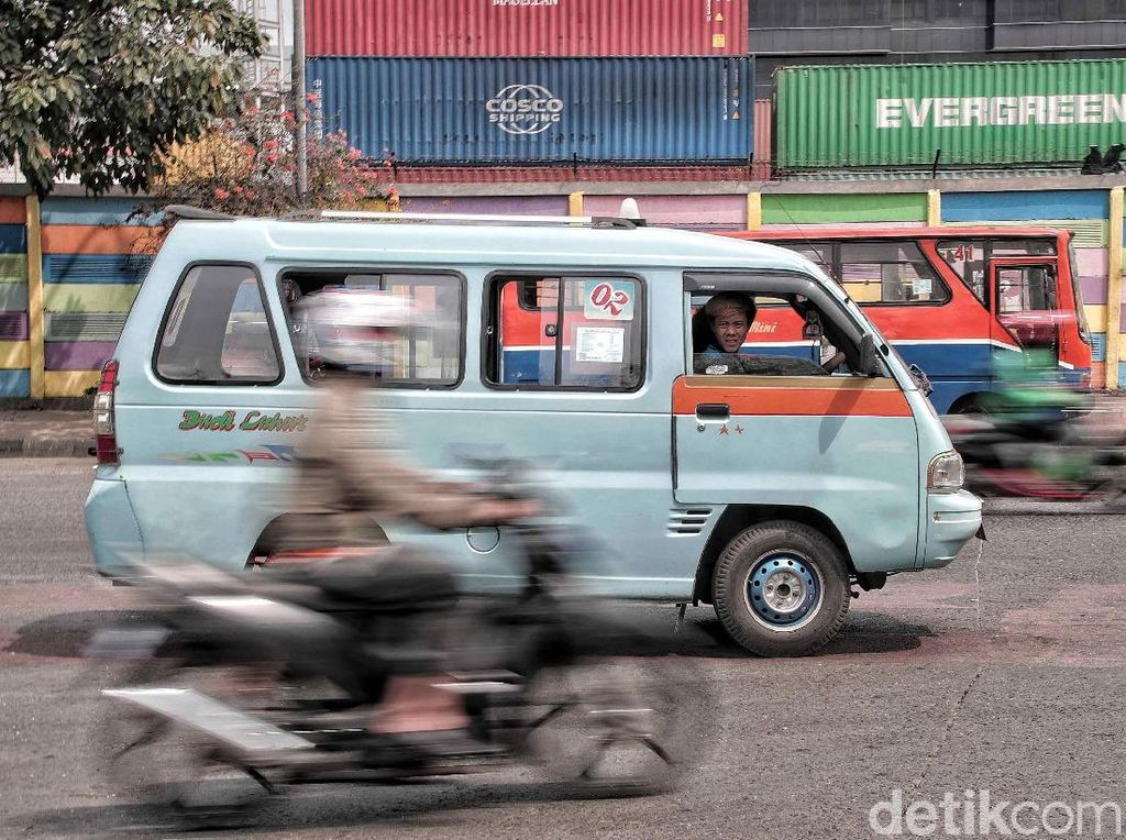 Jak Lingko Jadi Upaya Pemprov DKI Jangkau Transportasi Warga Jakarta