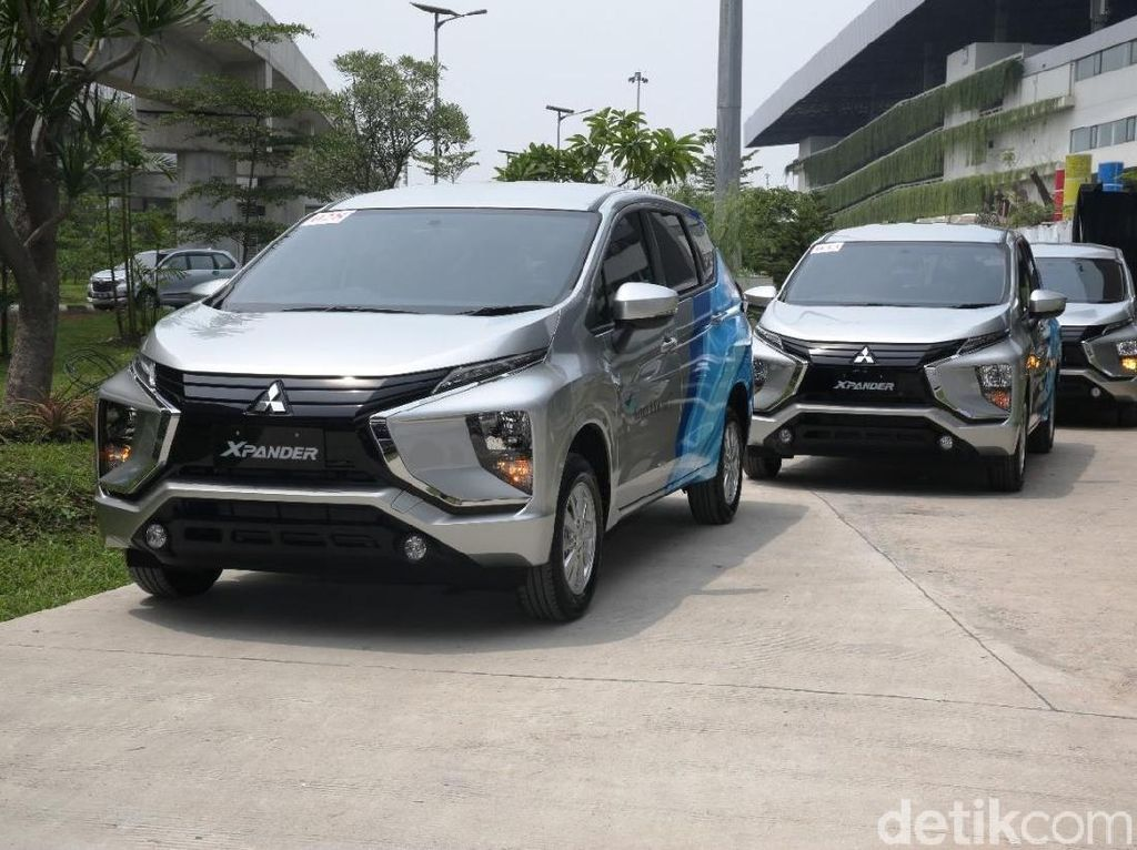 Mitsubishi Siapkan Strategi Adang Avanza Baru