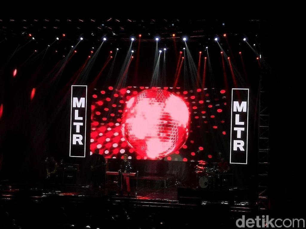 Dibuka Complicated Heart, MLTR Buai Penonton Jakarta