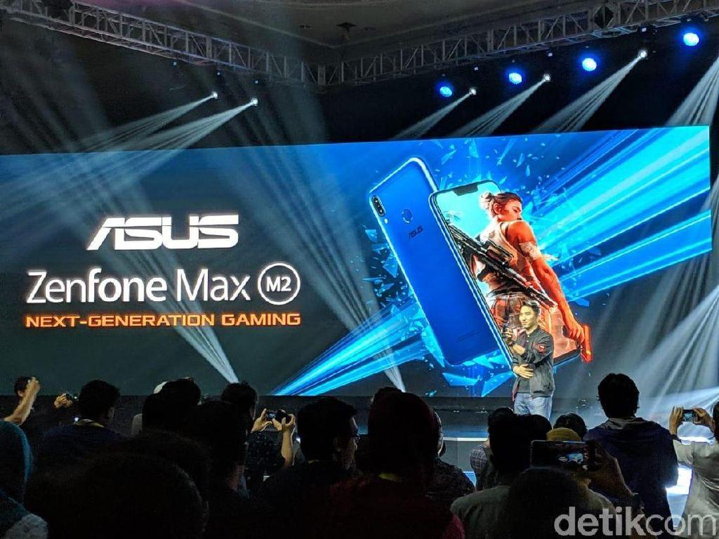 Asus Janji Zenfone Max Pro M2 dan Max M2 Tak Jadi Ponsel Gaib