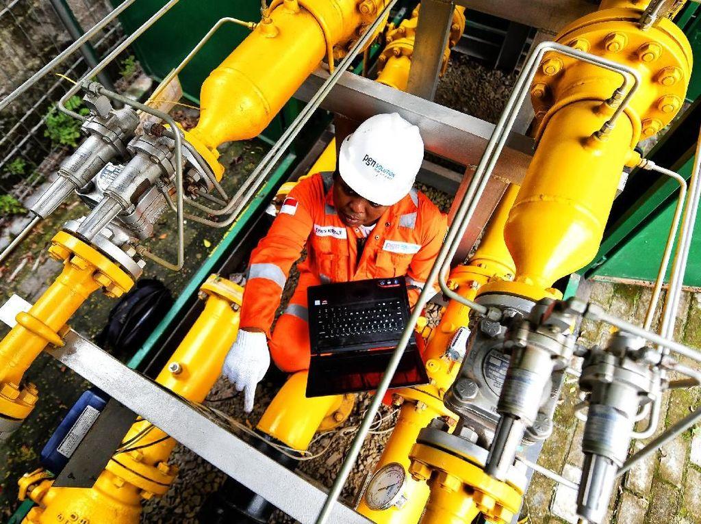 Ekonom Prediksi Cadangan Gas Alam RI Habis di 2060