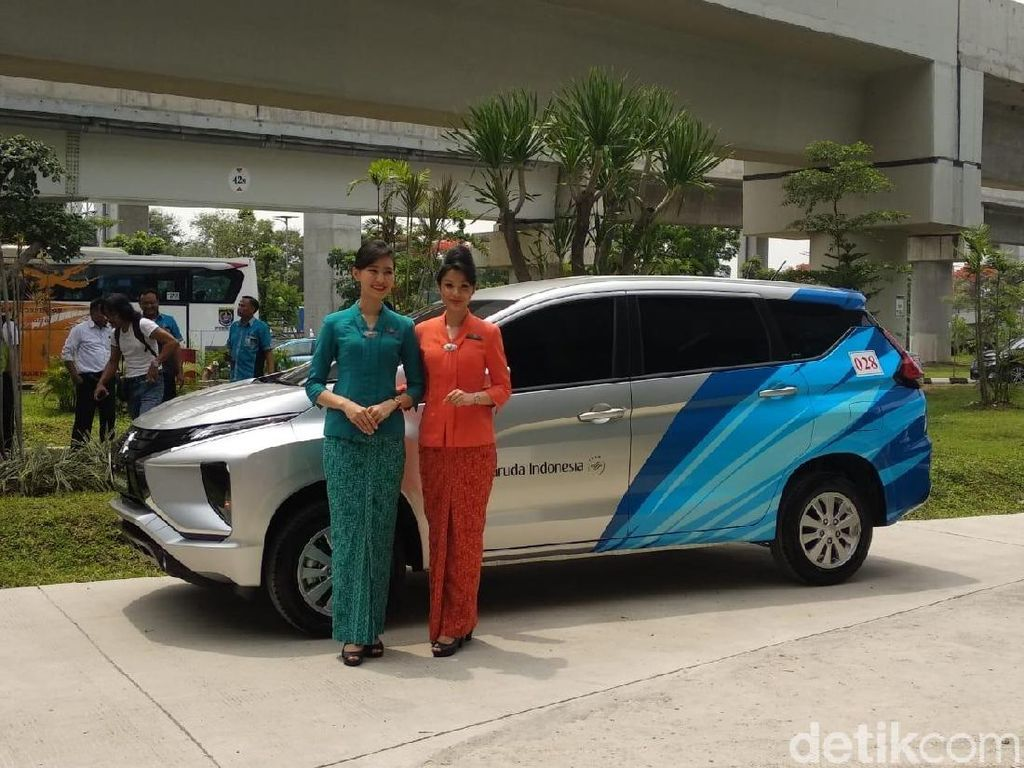 Mobil Baru Pramugari Garuda