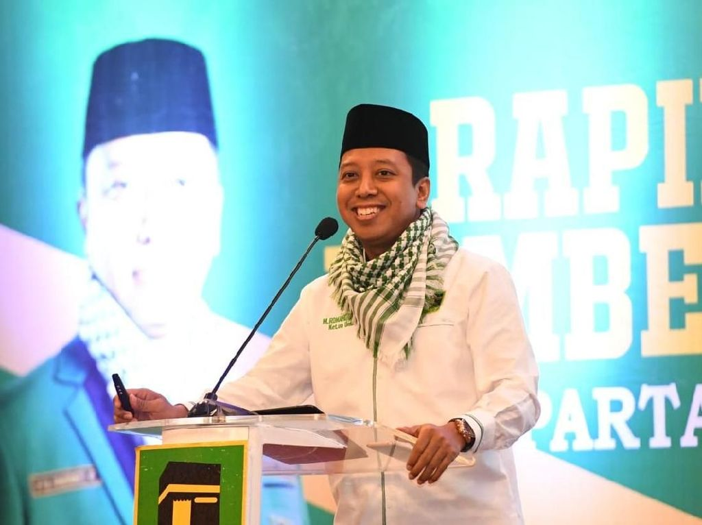 Beri Motivasi Wirausaha ke Mahasiswa, Rommy Contohkan Nabi Muhammad