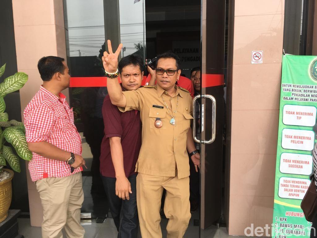 Kades Pendukung Sandiaga Sebut Jadi Korban Rezim Sontoloyo