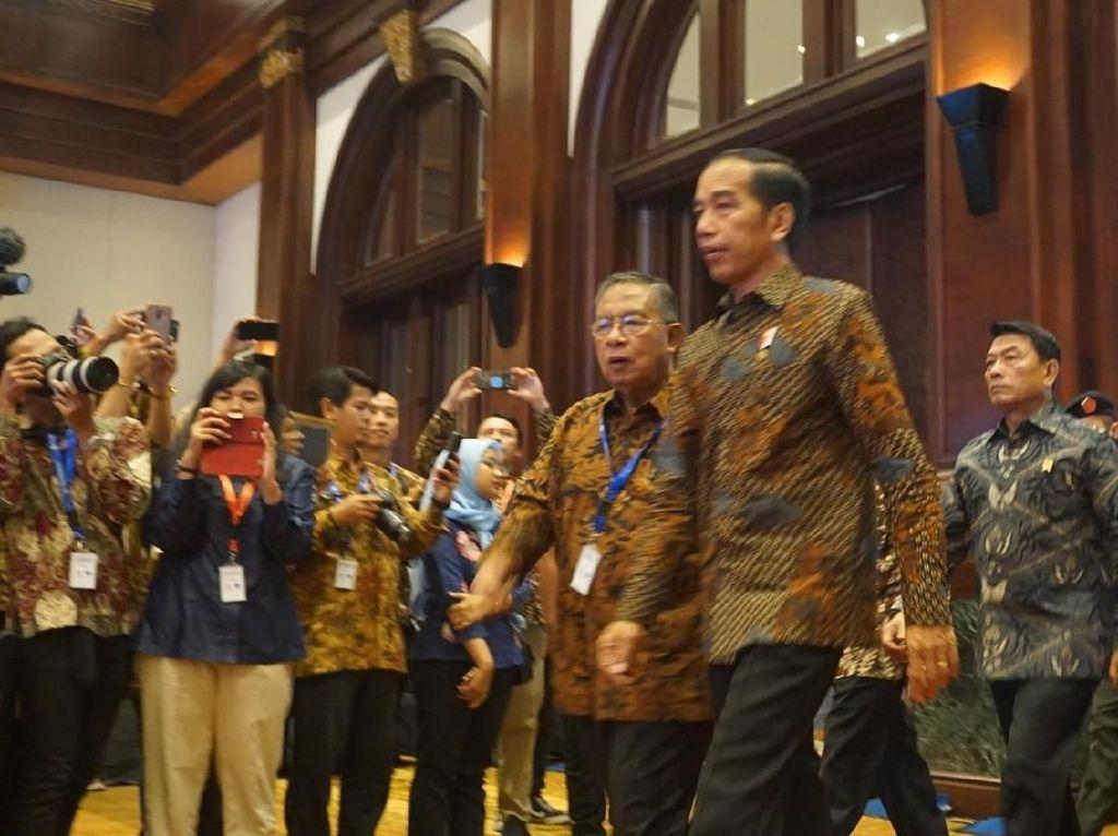 Jokowi Luncurkan One Map Policy Atasi Tumpang Tindih Lahan