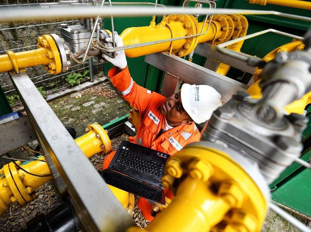 PGN Terus Berekspansi Salurkan Gas Bumi