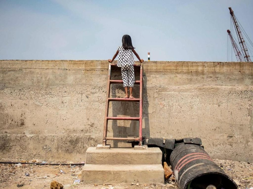 Air Laut Sudah Sampai Monas, Jakarta Harus Apa?