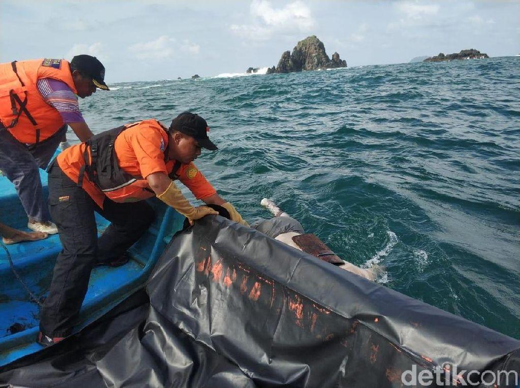 Seorang Pemancing di Perairan Trenggalek Tewas Terseret Ombak