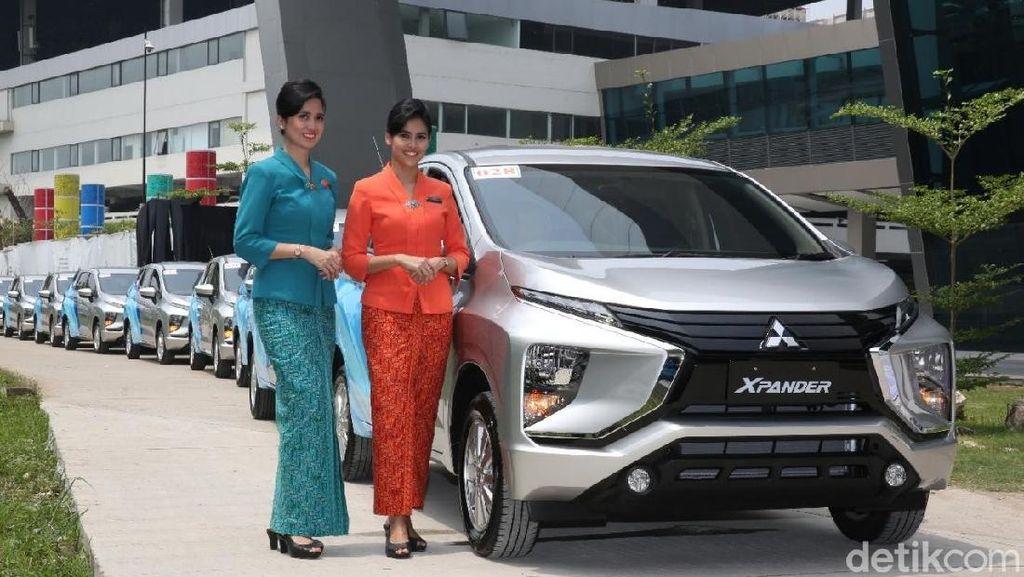 Garuda Ganti Avanza dengan Xpander, Toyota: Nanti Pakai Avanza Lagi