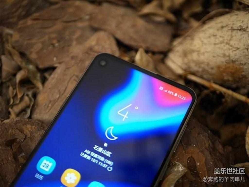 Muncul Bocoran Samsung Galaxy A50, Baterainya 4.000 mAh