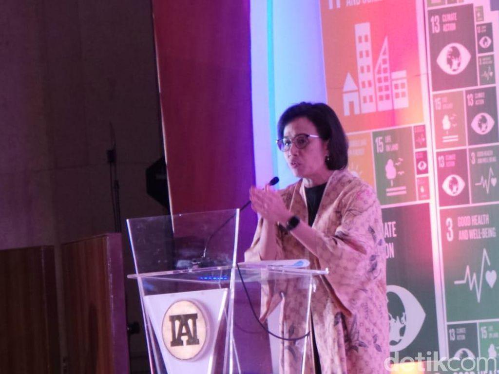 Sri Mulyani Minta PLN Manfaatkan Panas Bumi untuk Listrik