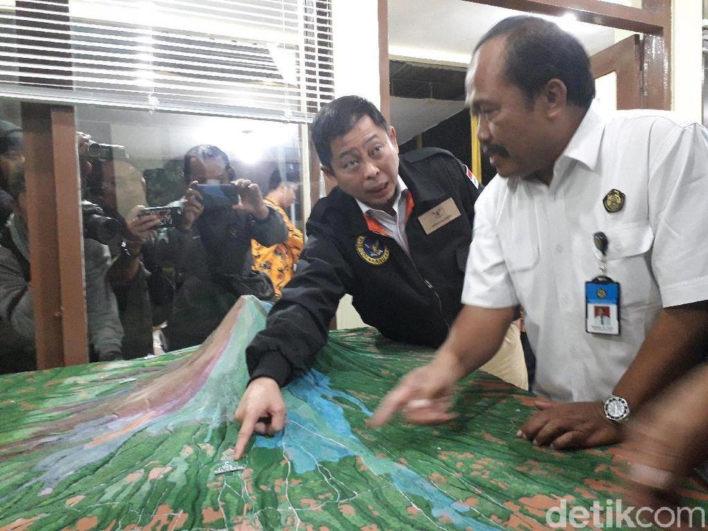Jonan Pastikan Aktivitas Gunung Merapi Tak Ganggu Liburan Nataru