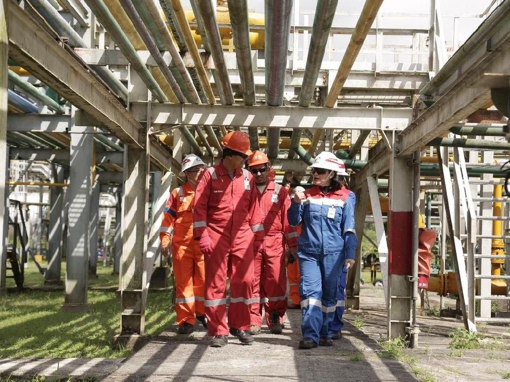 Srikandi Pertama di Pucuk Pimpinan Pertamina Hulu Energi