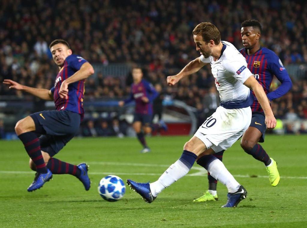 Lucas Moura Pahlawan Tottenham, tapi Jangan Lupakan Harry Kane