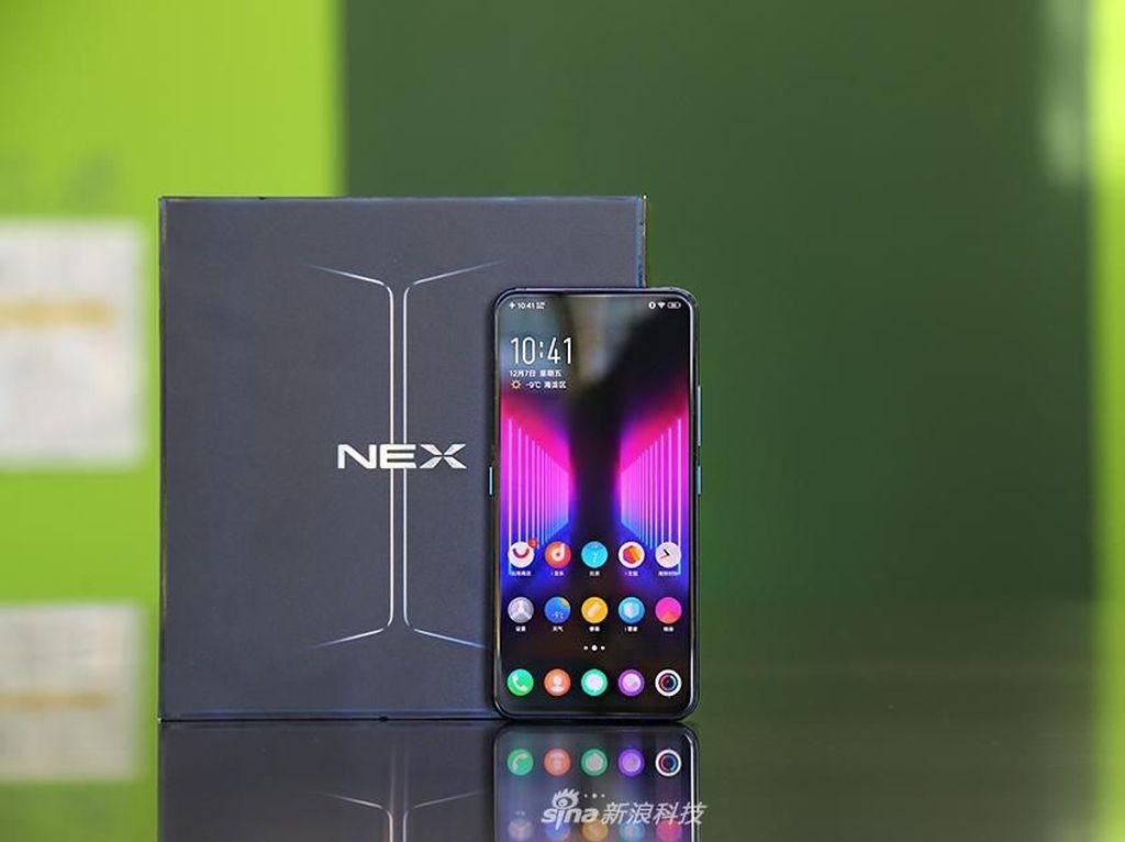 Intip Kecanggihan NEX-Level di Smartphone Vivo Berlayar Ganda