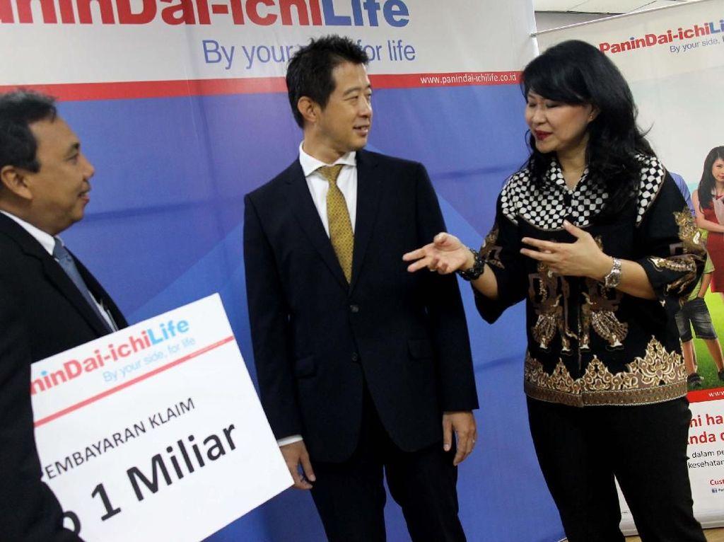 Panin Dai-ichi Life Cairkan Klaim Rp 1 Miliar