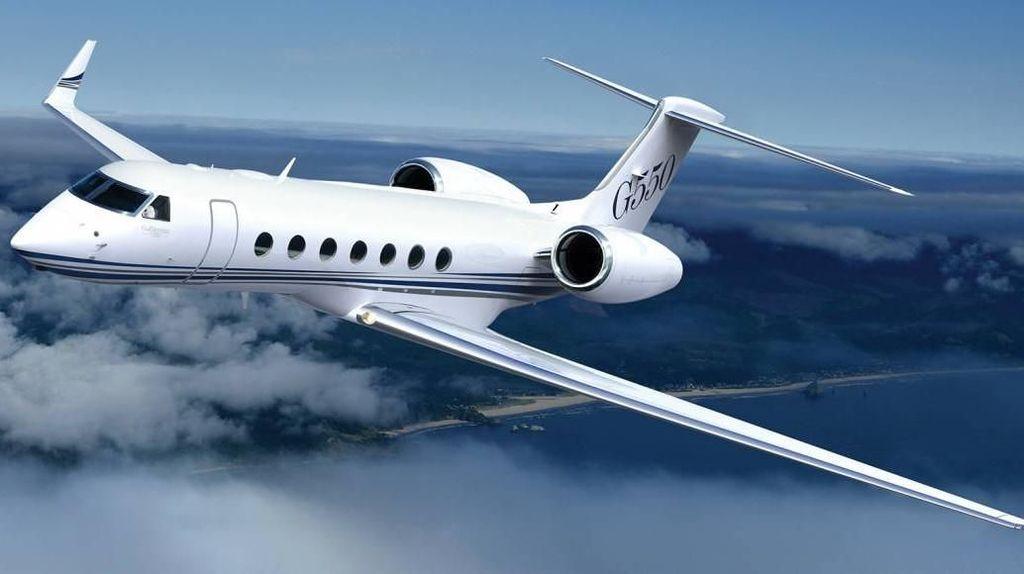 Mengenal Jet Pribadi Messi yang Dibeli Rp 219 Miliar