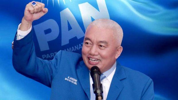 TKN Buka Pintu Bagi Gerbong Ketua PAN Kalsel Masuk Timses Jokowi