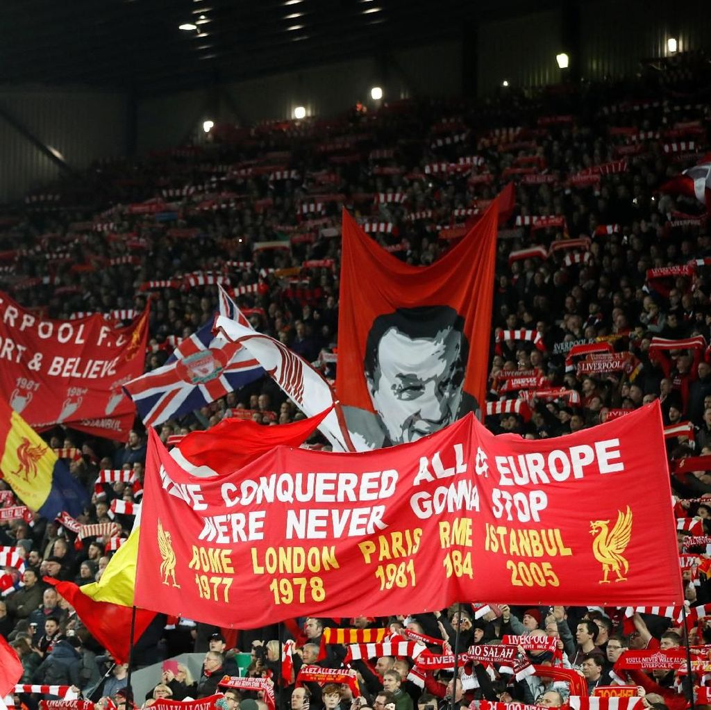 Anfield Bertuah Lagi untuk Si Merah
