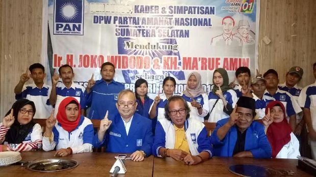 Membelot ke Jokowi, Dukungan PAN untuk Prabowo Mreteli