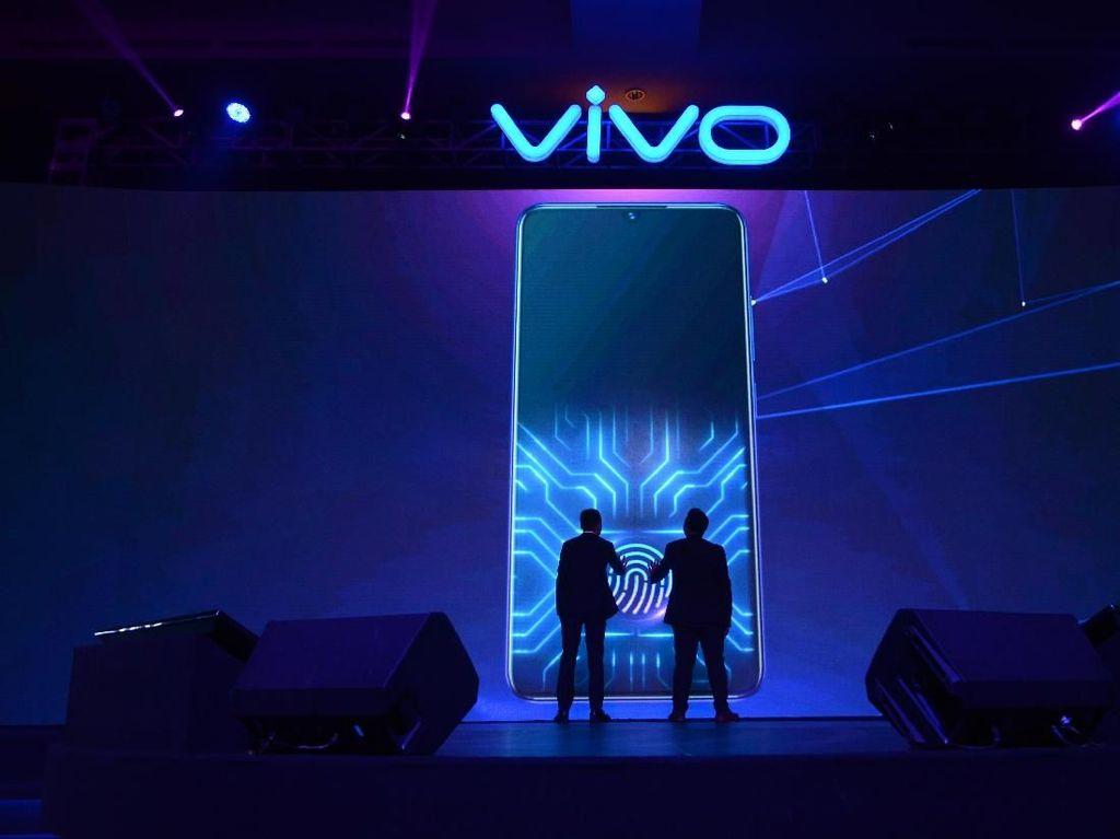 Tunggu MWC Shanghai 2019: Kamera Bawah Layar, Cas Kilat 120W