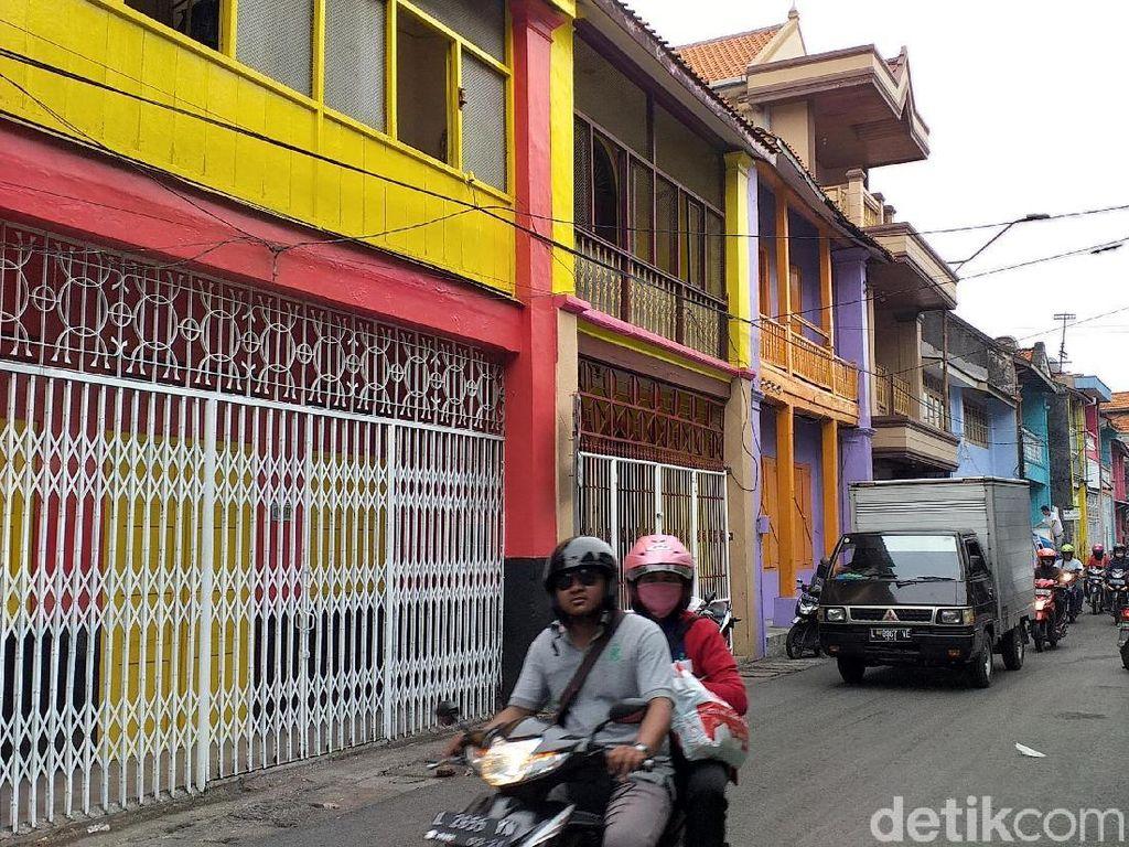 Revitalisasi Jalan Panggung Diprotes, Ini Jawaban Pemkot Surabaya