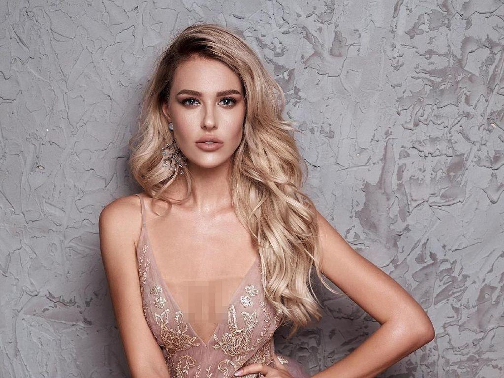 Seksinya Gaya 12 Finalis Miss Universe 2018 di Foto Resmi