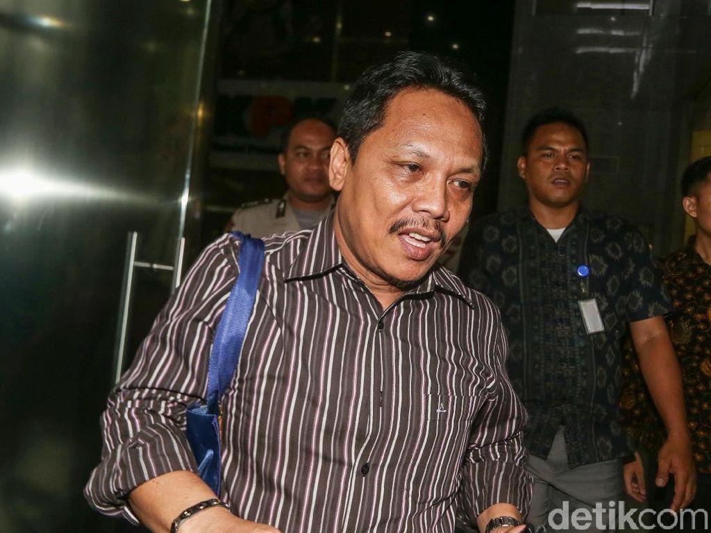 Ketua PN Semarang Dipanggil KPK Lagi soal Kasus Suap Bupati Jepara