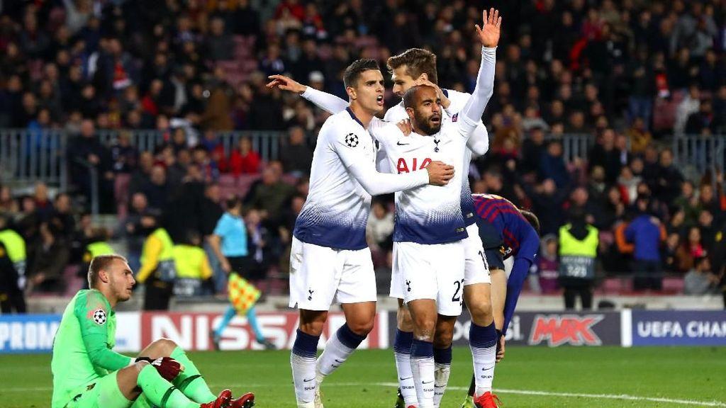 Wakil Inggris Masih Utuh di 16 Besar Liga Champions