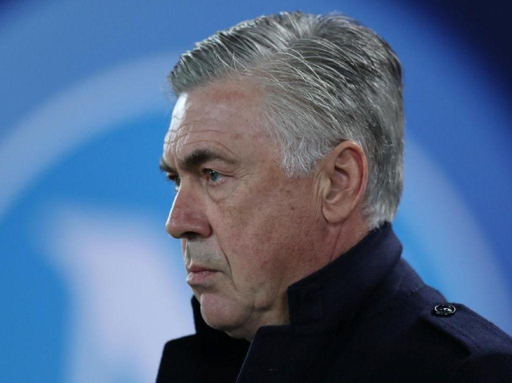 Kalah dari Atalanta, Ancelotti: Napoli Buang-buang Peluang